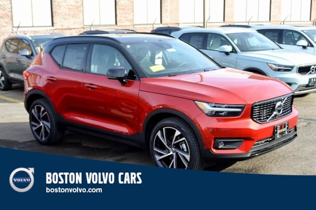 New 2019 Volvo Xc40 For Sale Or Lease Danvers Ma Vin Yv4162um8k2121410