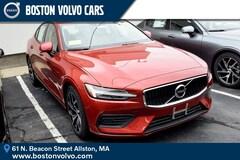 Used 2019 Volvo S60 T6 Momentum Sedan 7JRA22TK2KG013089 for sale in Boston, MA
