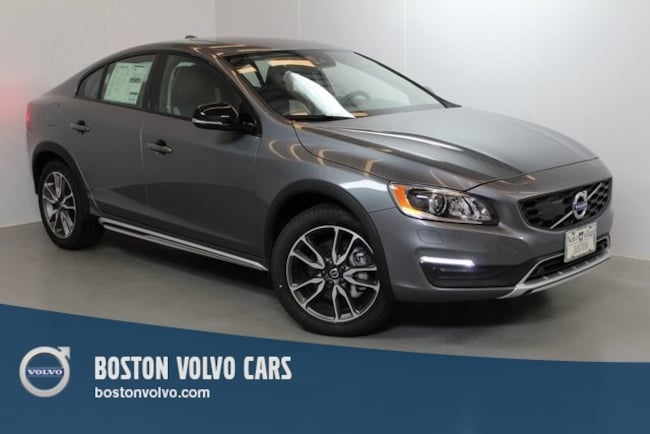 Used 2017 Volvo S60 Cross Country T5 Sedan Boston