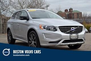2017 Volvo XC60 T6 SUV YV449MRR6H2196278