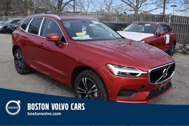 New 2019 Volvo XC60 T5 Momentum SUV Boston