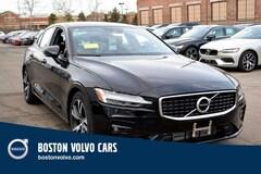 New 2019 Volvo S60 T6 R-Design Sedan 7JRA22TM0KG007020 for sale in Allston, MA