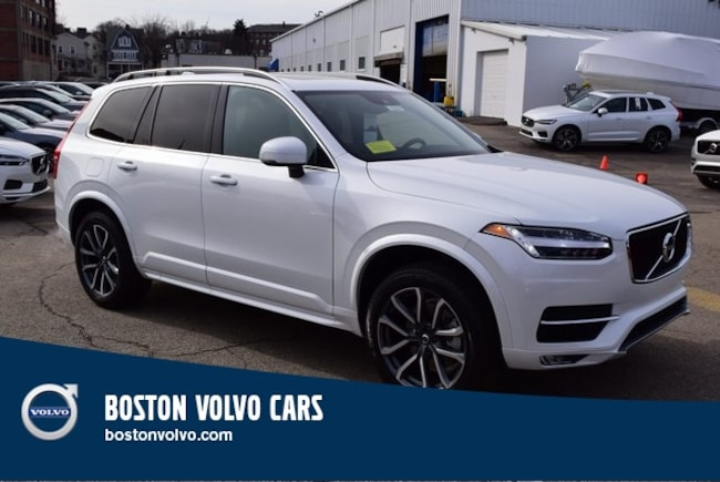 New 2019 Volvo XC90 T5 Momentum SUV Boston