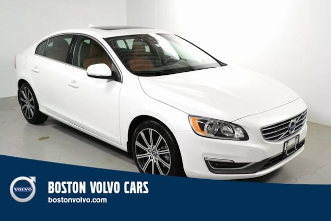 Used 2018 Volvo S60 T5 Inscription Sedan Boston