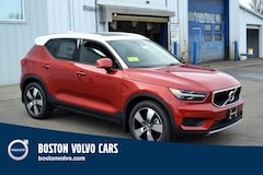 New 2019 Volvo XC40 T5 Momentum SUV YV4162UK0K2138314 for sale in Allston, MA