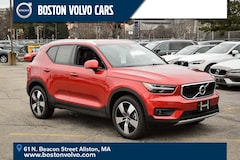 New 2021 Volvo XC40 T5 Momentum SUV for sale in Allston, a neighborhood of Boston
