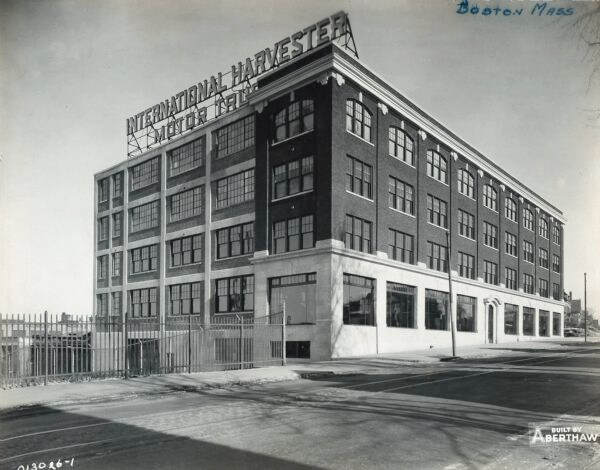 Boston Volvo - Facility History