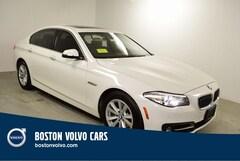 Used 2016 BMW 5 Series 528i Xdrive Sedan WBA5A7C59GG144292 for sale in Allston, MA