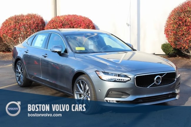 New 2018 Volvo S90 T5 AWD Momentum Sedan Boston