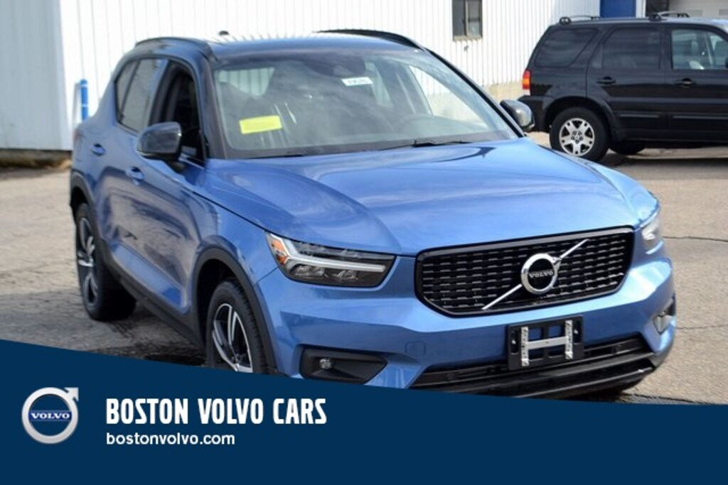 New 2019 Volvo XC40 For Sale or Lease | Allston MA | VIN: YV4162UM2K2132466