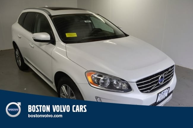 Used 2017 Volvo XC60 T5 Inscription SUV Boston