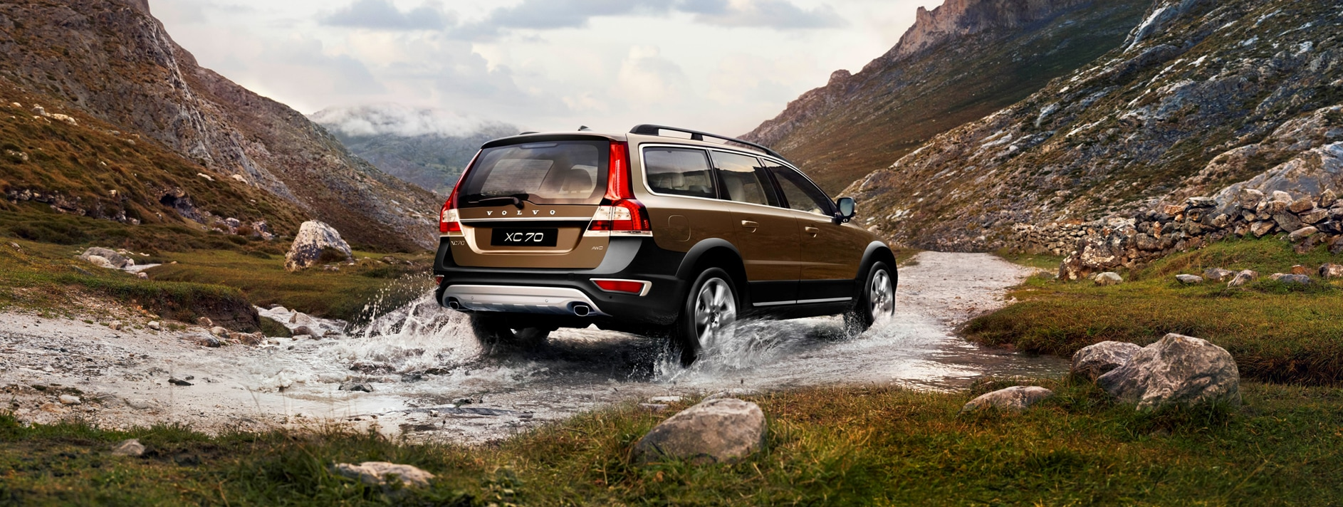 2017 Volvo XC70 - On Road Capability, Off Road Potential