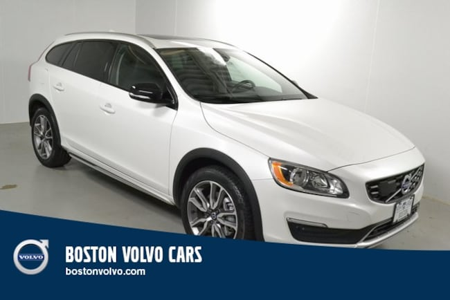 Used 2018 Volvo V60 Cross Country T5 Wagon Boston