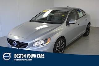 2018 Volvo S60 T5 Dynamic Sedan YV140MTL0J2450620