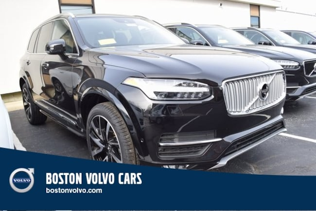 New 2019 Volvo XC90 T6 Inscription SUV Boston
