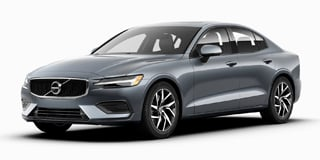 2019 Volvo S60 T6 Momentum AWD shown