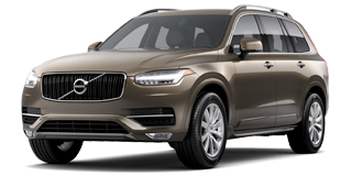 2018 Volvo XC90 T6 Momentum AWD shown