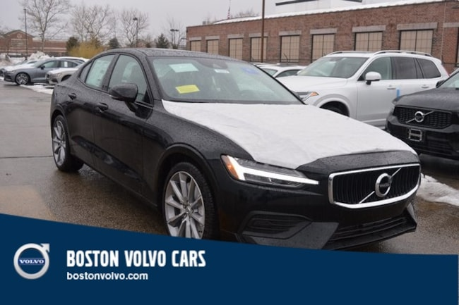 New 2019 Volvo S60 T6 Momentum Sedan Boston