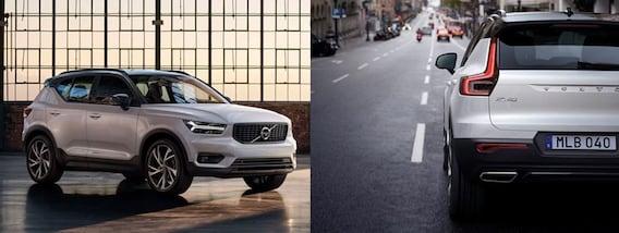 New Volvo XC40 Inventory - Boston Volvo Cars