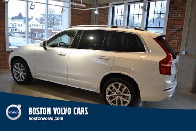 New 2019 Volvo XC90 T5 Momentum SUV Boston
