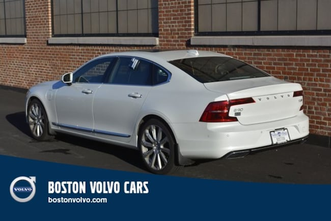 New 2018 Volvo S90 Hybrid T8 Inscription Sedan Boston