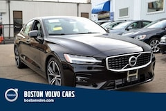 New 2019 Volvo S60 T6 R-Design Sedan 7JRA22TM8KG003068 for sale in Allston, MA
