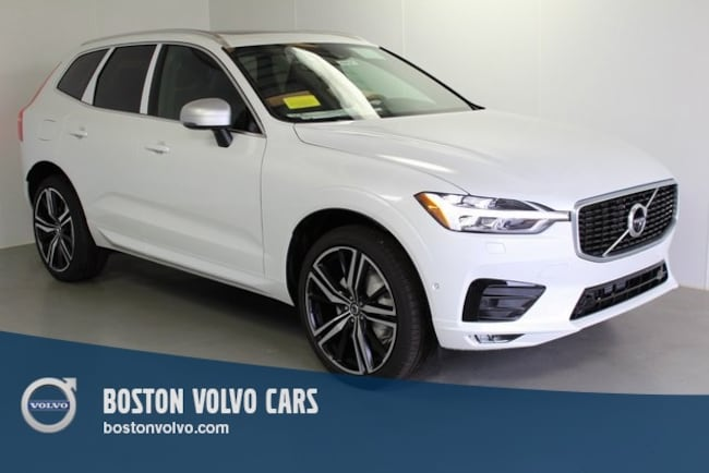 New 2019 Volvo XC60 T5 R-Design SUV Boston