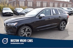 New 2019 Volvo XC60 Hybrid T8 R-Design SUV LYVBR0DM1KB202346 for sale in Allston, MA