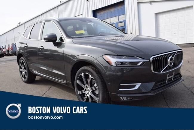 New 2019 Volvo XC60 T6 Inscription SUV Boston
