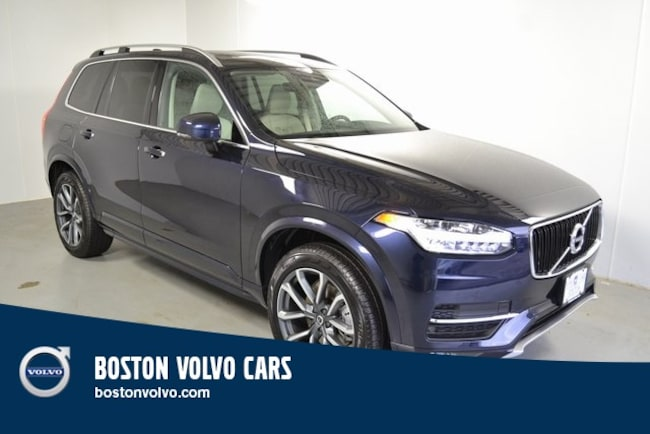 New 2019 Volvo XC90 T6 Momentum SUV Boston