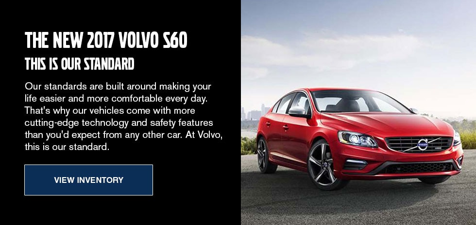The New 2017 Volvo S60
