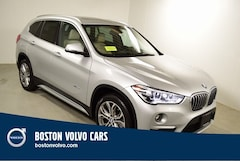 Used 2017 BMW X1 Xdrive28i SUV WBXHT3C39H5F82881 for sale in Allston, MA