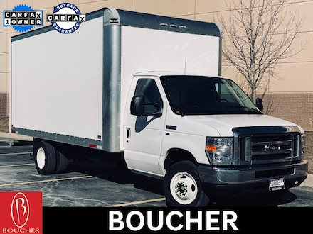2018 Ford E-450SD Cutaway Cab/Chassis