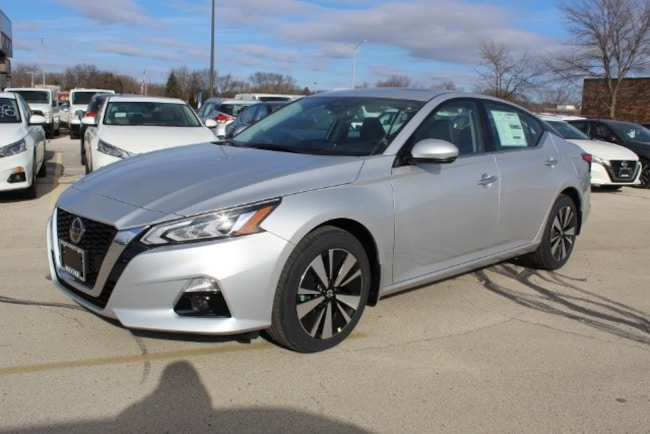 New Nissan 2019 Nissan Altima 2.5 SL Sedan 1N4BL4EW9KC137241 For Sale in Waukesha, WI near New Berlin