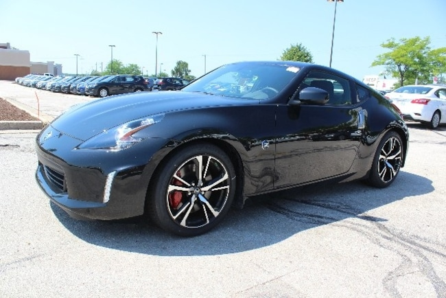 New Nissan 2018 Nissan 370Z Sport Tech Coupe JN1AZ4EH8JM571457 For Sale in Waukesha, WI near New Berlin