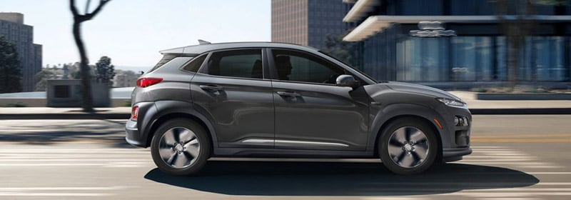 The 2020 Hyundai Kona Electric is stuffed with lots of features in Boulder CO