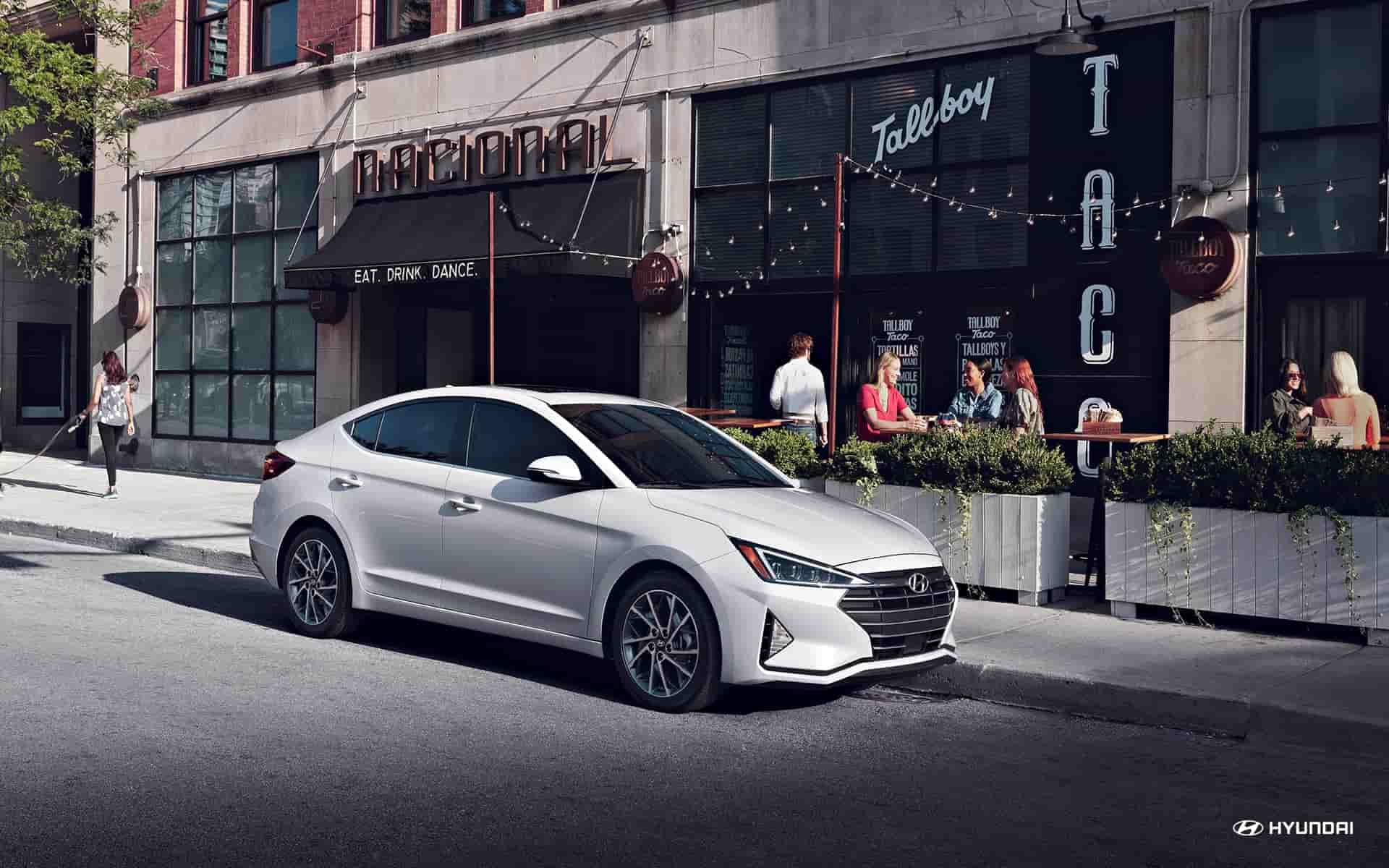 Lease the 2020 Hyundai Elantra in Boulder CO