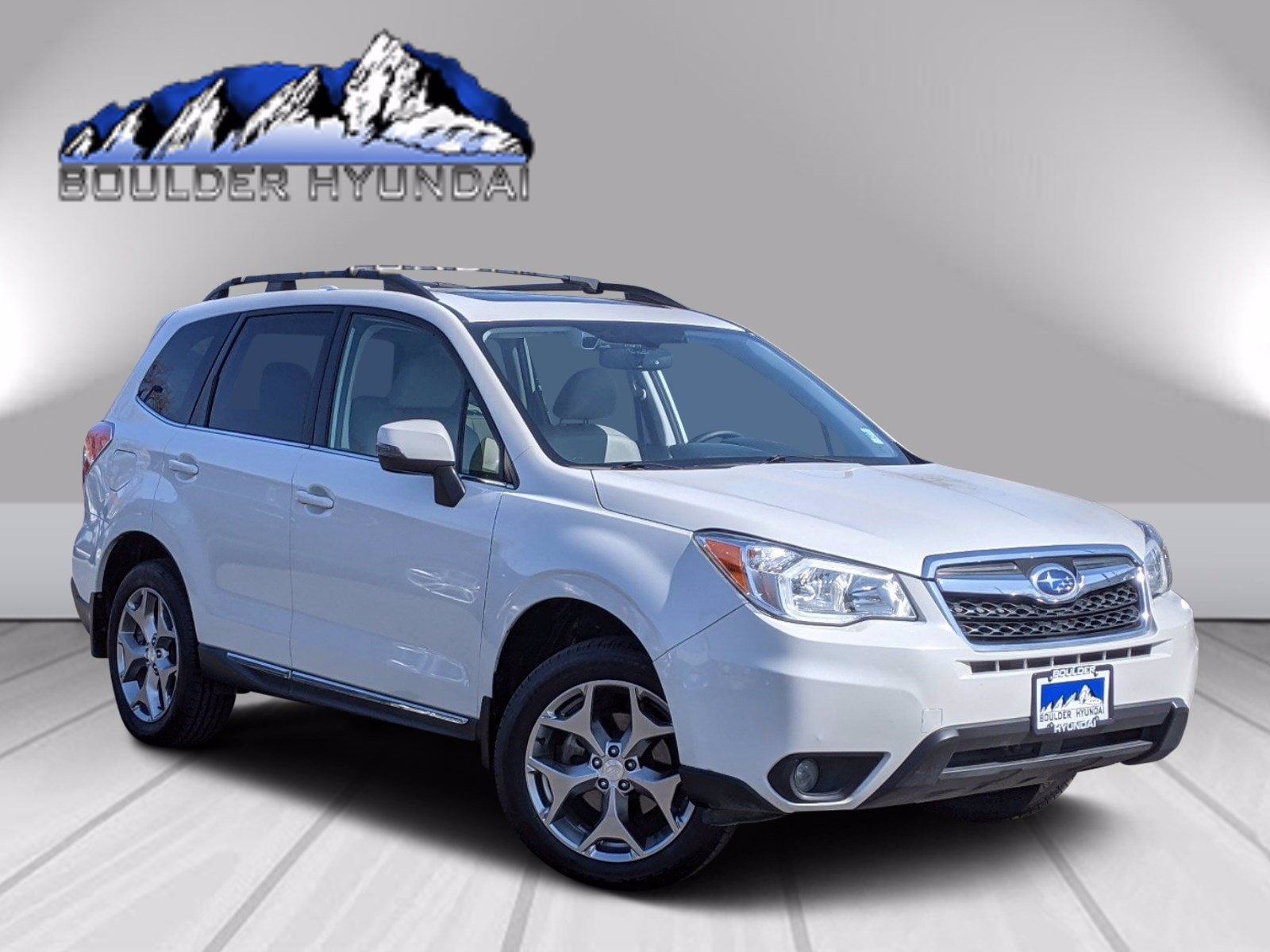 Used Subaru Forester Boulder Co