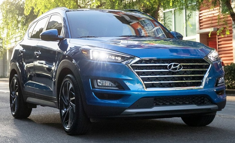 Boulder Hyundai - The 2021 Hyundai Tucson has excellent features near Lafayette CO