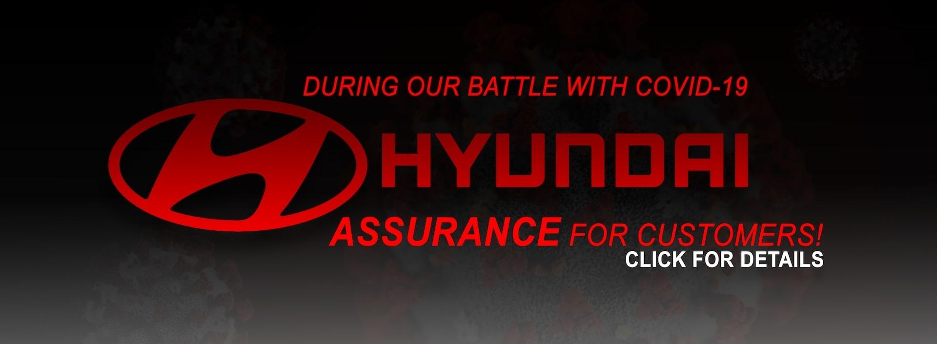 Hyundai Motor America Response to COVID-19