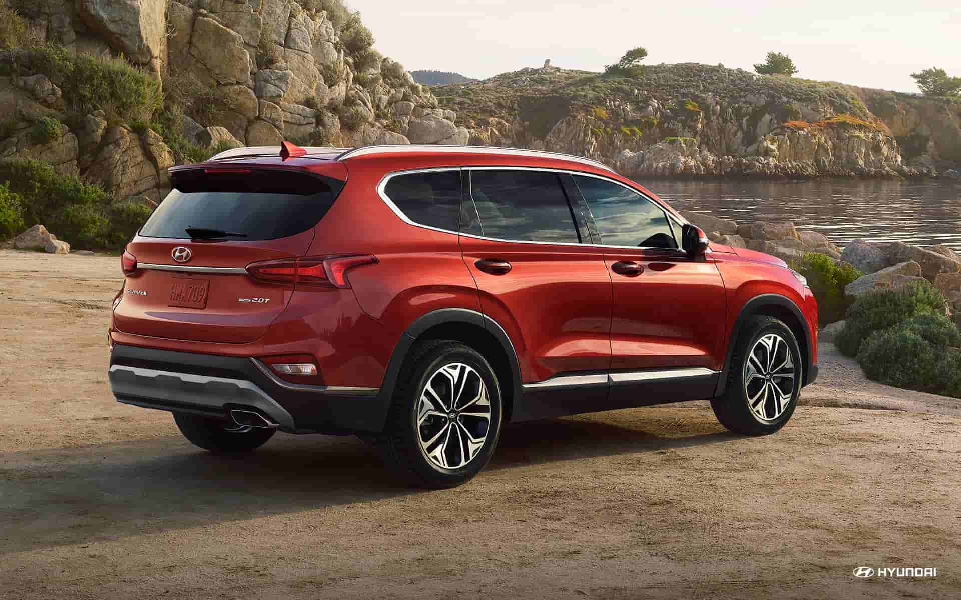 Buy, Lease, or Finance the 2020 Hyundai Santa Fe near Lafayette CO
