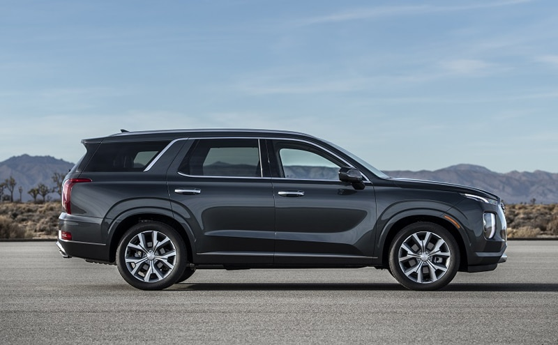 The 2020 Hyundai Palisade offers a wealth of standard features in Boulder Colorado
