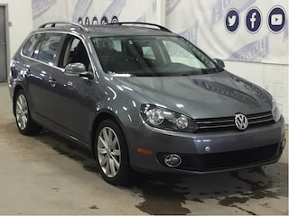 2013 Volkswagen Golf TDI Wagon