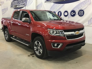 2016 Chevrolet Colorado LT | Nav | Leather Truck Crew Cab