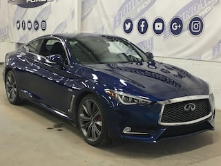 2018 INFINITI Q60 S 3.0t AWD Coupe