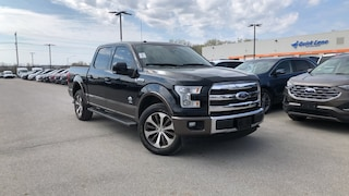2017 Ford F-150 King Ranch 3.5L V6 Leather Navigation Truck SuperCrew Cab