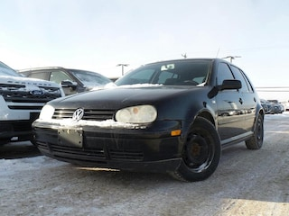 2004 Volkswagen Golf GLS 2.0L I4 AS IS Hatchback