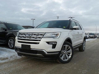 2019 Ford Explorer Limited 3.5L V6 300A SUV