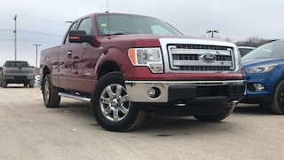 2013 Ford F-150 XLT 3.5L Ecoboost Truck SuperCab