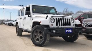 2018 Jeep Wrangler JK Golden Eagle  3.6l V6 4x4 SUV